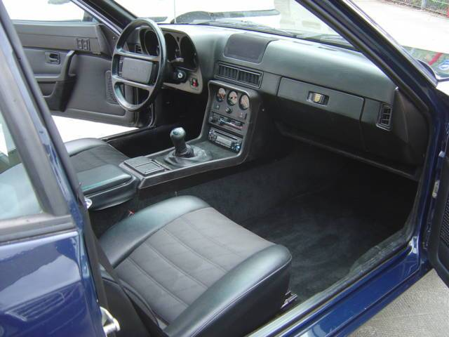 View topic best 924 interior for Porsche 924 interieur
